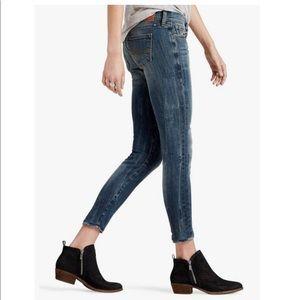 Charlie Capri lucky jeans
